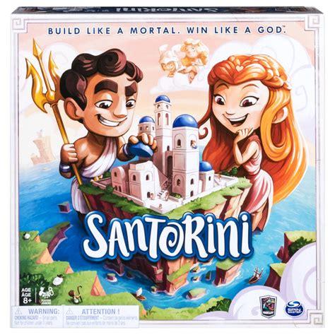 spin master spin master games santorini strategy based