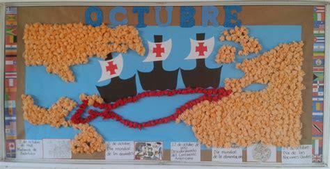 periodico mural octubre 16 imagenes educativas