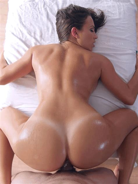 bootylicious big ass brunette fucked from behind hot