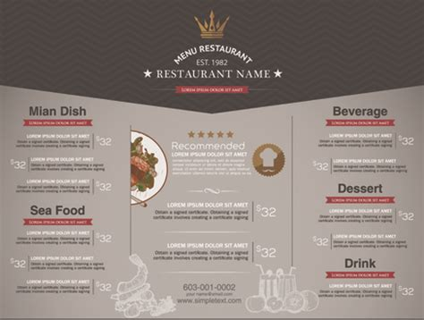 price list  vector    vector