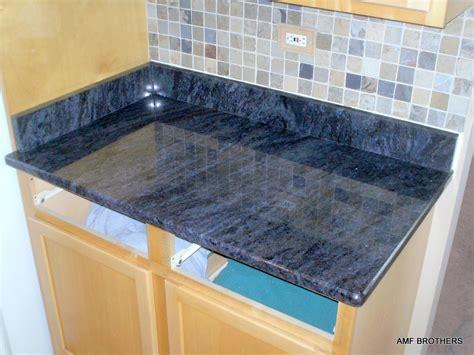 Blue Countertop Kitchen Ideas by Cool Grain Blue Counter Tops Blue Countertops Blue