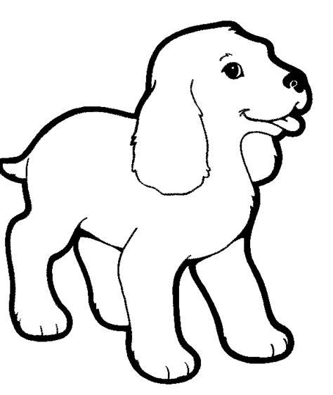 Dieren Kleurplaat Hond by Huisdieren Kleurplaten Hond