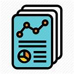 Summary Icon Report Icons Annual Business Company