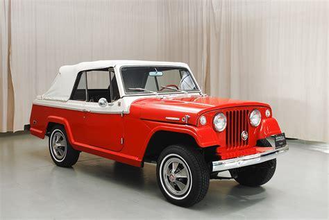 chevrolet colorado 2014 1968 jeep jeepster convertible hyman ltd classic cars