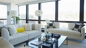 Interior Design – Tour A Warm And Luxurious Condo - YouTube