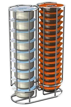 porte capsules tavola swiss tassimo 32 darty