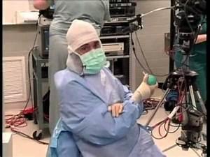 Craniotomy for tumor - Duke Samson, MD, - YouTube