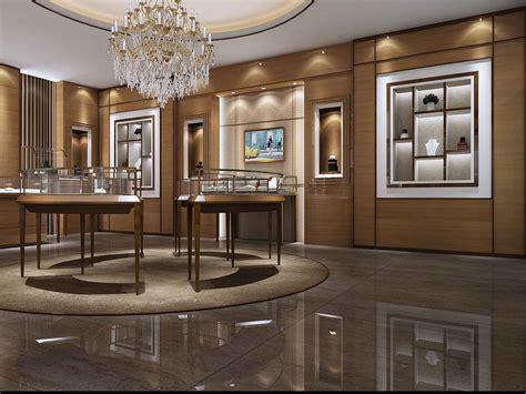 Creative Jewelry Shop Interior Design - Spark Retail Design