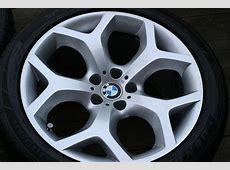 2009 BMW OEM X6 20