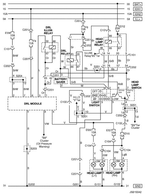 electrical wiring diagram 2005 nubira lacetti 11 drl day time running light circuit
