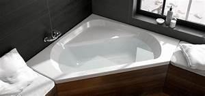 Grande Baignoire D Angle : baignoire d 39 angle maestro d 39 angle aquarine ~ Edinachiropracticcenter.com Idées de Décoration