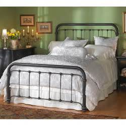 braden iron bed by wesley allen humble abode