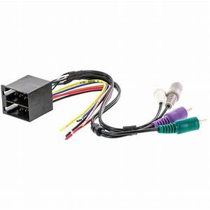 Metra 70-1786 Car Stereo Wiring Harness For 1991