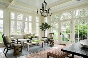 Spectacular, Sunroom, Ideas, That, Will, Bring, Sunlight, Into
