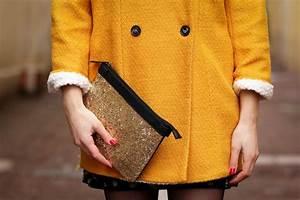 Pochette Jaune Moutarde : yellow street manteau jaune moutarde blog mode lyon artlex ~ Teatrodelosmanantiales.com Idées de Décoration