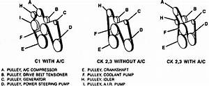 Need A Diagram For A 1993 Chevy Suburban Serpentine Belt