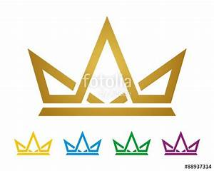 Gold Crown Logo Design For Clothing Pictures to Pin on ...