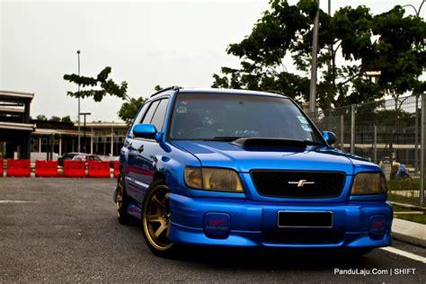 Subaru Sf Forester Wallpaper by Subaru Forester Sf5 Sti Jentera Dari