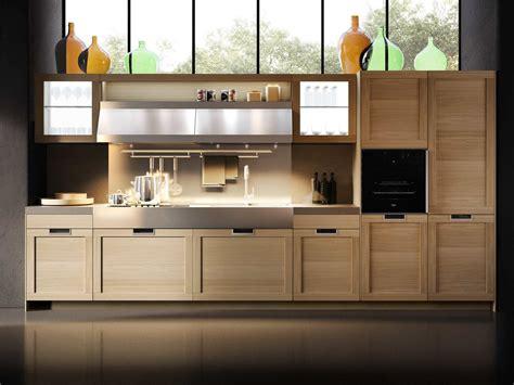 cuisine 駲uip馥 moderne pas cher cuisine en bois massif moderne maison moderne