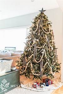 A, Classic, Country, Christmas, Tree