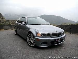 Buy Used 2004 Bmw E46 M3 Coupe Manual 6 Speed  Silver Gray