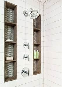 Regal Für Dusche : 25 brilliant built in badezimmer regal und storage ideen zu halten sie mit stil organisiert home ~ Eleganceandgraceweddings.com Haus und Dekorationen