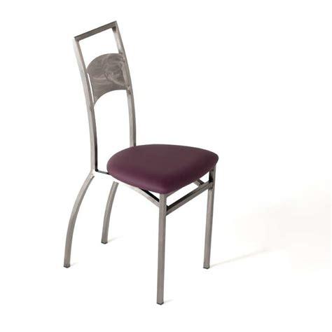 chaise cuisine blanche chaise blanche de cuisine dcoration cuisine blanc ilot