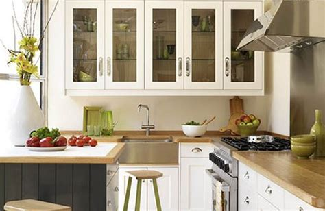 kitchen decorating ideas for small spaces kitchen cabinets for small spaces afreakatheart