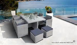 Salon De Jardin Resine Tressee Encastrable 6 Places by Salon Jardin Resine Grise Fauteuils Encastrables 10 Places