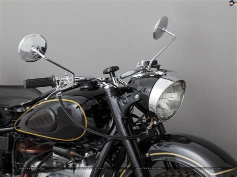 Vintage And Classic Motorcycles Wallpaper #3