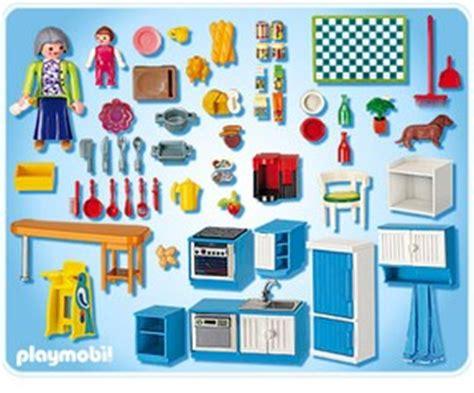 cuisine playmobil 5329 playmobil grand mansion