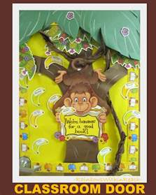 Curious George Room Decor by Www Rainbowswithinreach Blogspot Com