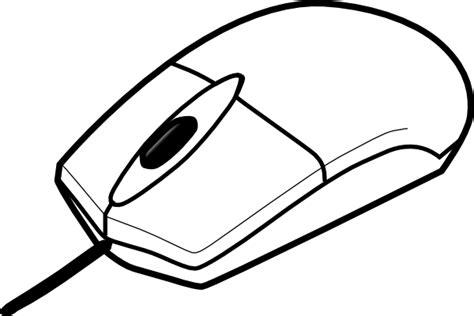 Basic Computer Mouse Clip Art At Clker.com