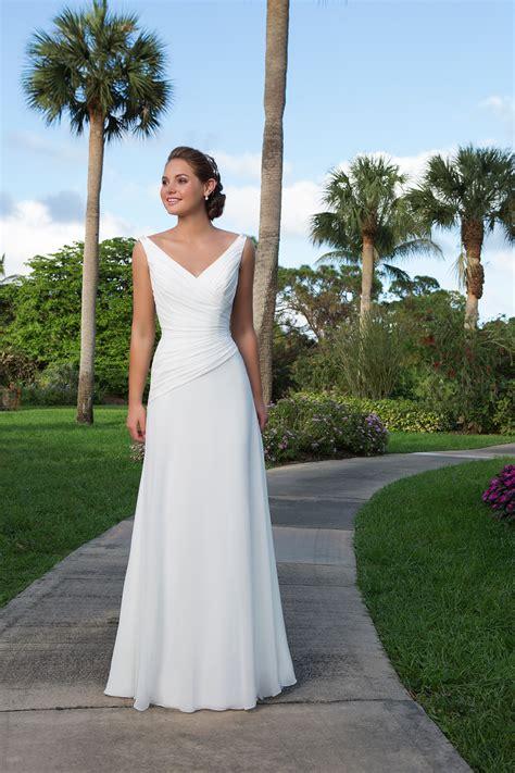 Beautiful Beach Wedding Dresses Uk