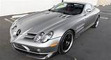 Massive thanks to mercedes and gordon wagener for giving this channel an exclusive. 2007 Mercedes-Benz SLR McLaren 722 Is One Brutish Old-School Supercar   Carscoops