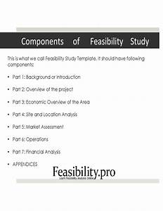 feasibility study kit for trade startups financial plan With feasibility study template doc