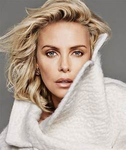 Beauty Talk: Charlize Theron InStyle com
