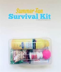 Kit Auto Glam : summertime fun survival kit girl loves glam ~ Medecine-chirurgie-esthetiques.com Avis de Voitures