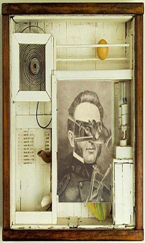 joseph cornell box assemblage fluxus art movement