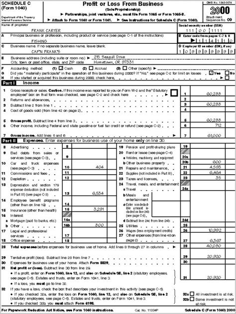 irs forms 1040 instructions form resume exles