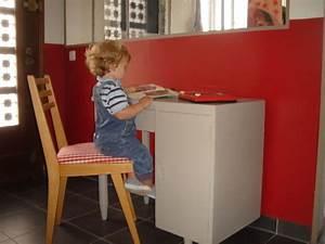 Bureau Enfant 6 Ans : bureau pour enfant 6 8 ans vec tiroir et tablette r tractable et rangements droite photo de ~ Teatrodelosmanantiales.com Idées de Décoration