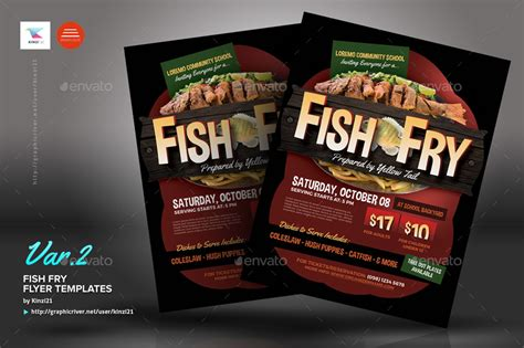 Fish Fry Flyer Templates By Kinzi21  Graphicriver. Ninja Turtle Birthday. Invoice Template For Excel. New Graduate Nursing Resume. Construction Project Schedule Template. Fall Flyer Template. Google Docs Certificate Template. Mayo Clinic Graduate School. Senior Yearbook Page
