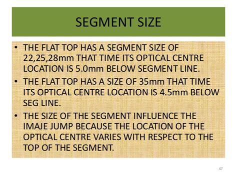 tri focal flat top 28mm 100 images bifocals and