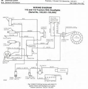 John Deere 185 Wiring Diagram