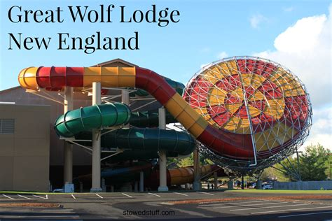 Great Wolf Lodge New England Review {and Giveaway