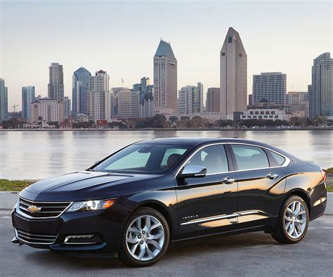 2018 Chevrolet Impala Is More Of The Same, But Does That