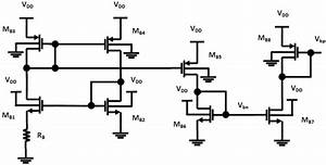 Reference Current Generator And Bias Circuit Also  Note That V Gs Mb2