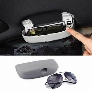 Accessoires Mercedes Glc : car sun glasses holder accessories for mercedes benz w212 c180 e63 c300 e250 c e class glk glc ~ Nature-et-papiers.com Idées de Décoration