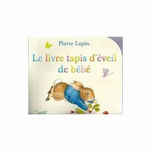 Livre D éveil : beatrix potter le livre tapis d 39 veil de b b livres en famille ~ Teatrodelosmanantiales.com Idées de Décoration