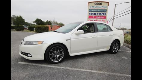 sold 2008 acura tl type s one owner meticulous motors inc florida for sale youtube